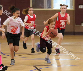 Hoop stars vs mavericks 3-4 girl finals