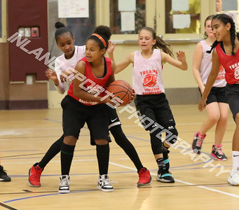 YYB Sparks vs Swish girls final 5-6