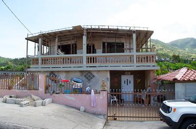 Roof Under Repair in Yabucoa