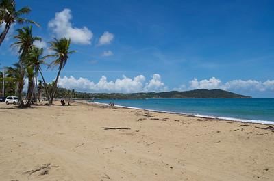 Playa Lucia, Yabucoa, Puerto Rico, USA, April, 2018
