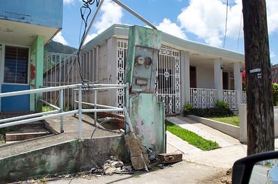 Post Hurricane Decay