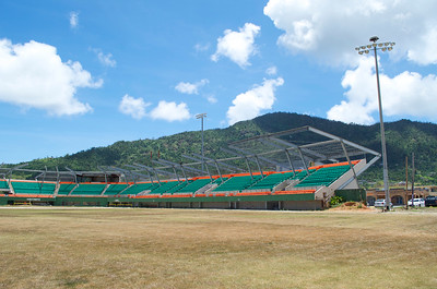 Baseball Field in Yabucoa