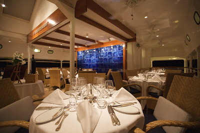 SeaDream Yacht Club - Topside Restaurant