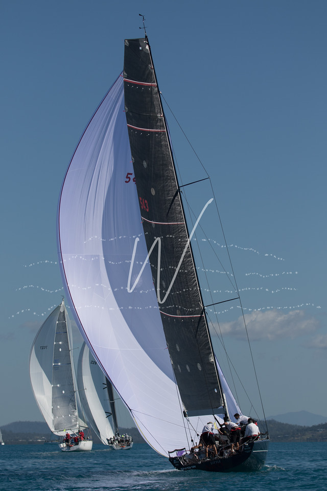 Little Nico skippered by Adrian Walters