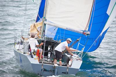 SSANZ Round North Island Yacht Race 2017