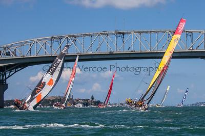 Volvo Ocean Race Auckland 2015