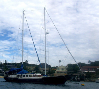 The Yacht Mistra