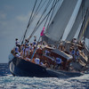 "SY ""Meteor"" at St Barth Bucket 2015"