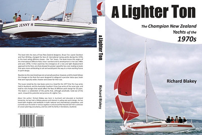 A lighter Ton The Champion New Zealand Yachts of the 1970's. Current blog for the IOR era:  http://rbsailing.blogspot.co.nz/