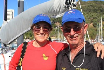 Leslie and Ray Haslar - New Zealand