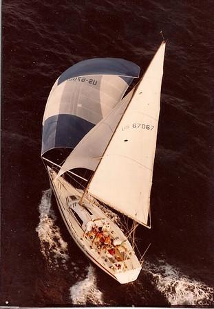 Farr 38 Scalawag. Mick Shlens racing