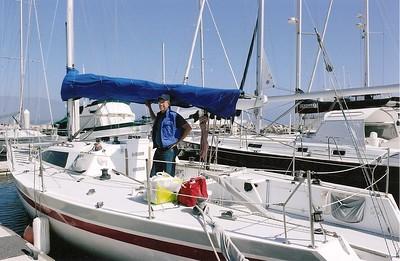 IOR 1-Ton Jenny H / Scalawag at Santa Barbara 2003