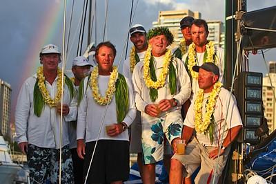 John Kilroy winning 2009 TransPac