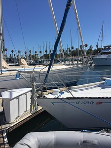 head sail furler