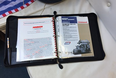 Yanmar engine information
