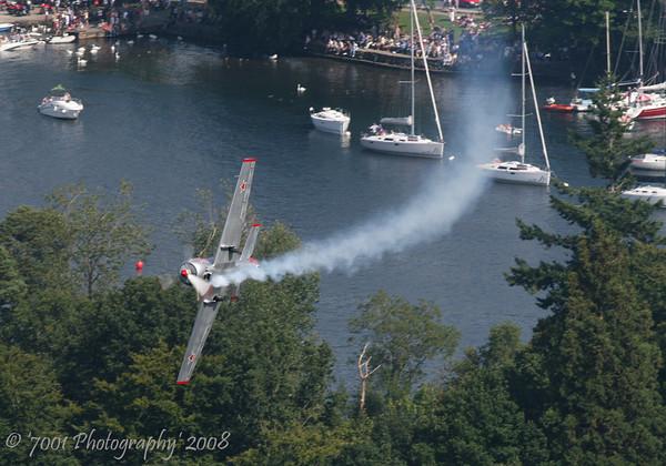 '49', Yak 50 - 27th July 2008.