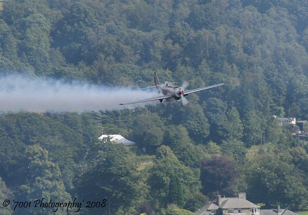'49', Yak 50 - 26th July 2008.