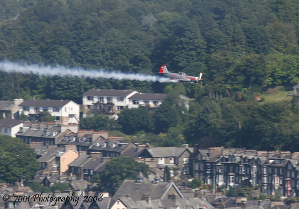 '49', Yak 50 - 27th July 2008.