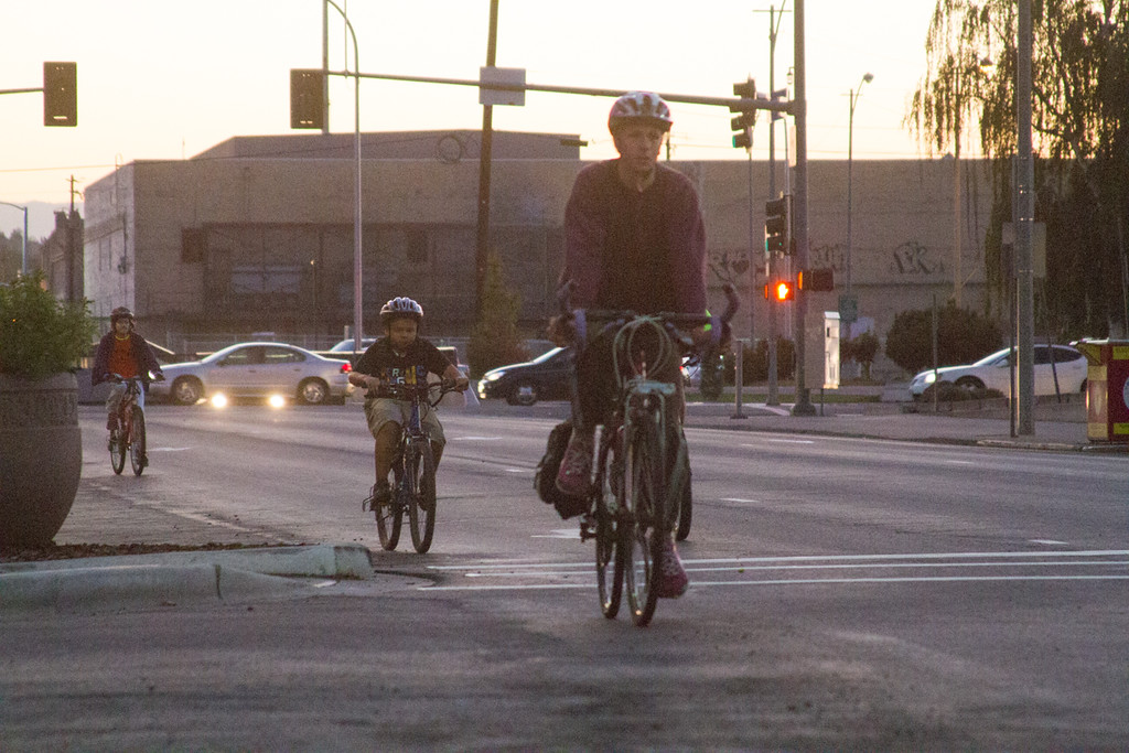Yakima Bikes & Walks<br /> 2014 Bike Party #3