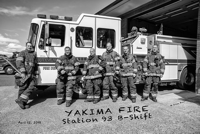 Yakima Fire Station 93 B