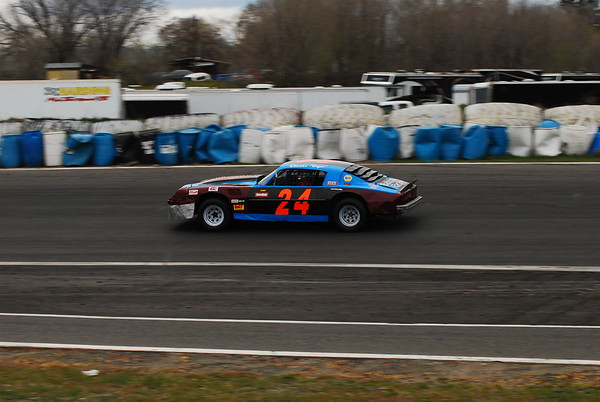STREET STOCK SERIES RACE DAY