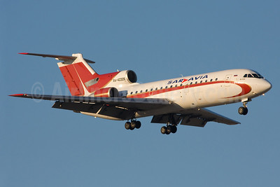 Sar Avia (Saratov Airlines) Yakovlev Yak-42D RA-42326 (msn 4520424402154) AYT (Ole Simon). Image: 903598.