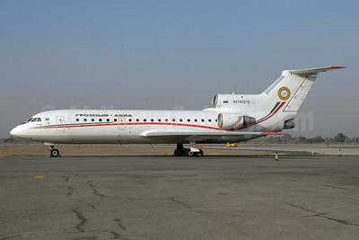 Grozny-Avia Yakovlav Yak-42D RA-42379 (msn 4520421014543) RKT (Paul Denton). Image: 911418.