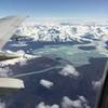 Getting close to Yakutat.