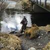 Bob fishing in the Situk River.