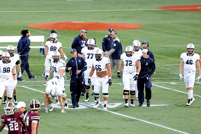 Yale Vs Fordham 9.30.17 Won 41-10