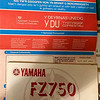 Yamaha FZ750 -  (13)