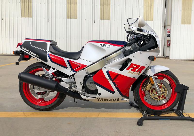 Yamaha FZR750RT -  (11)