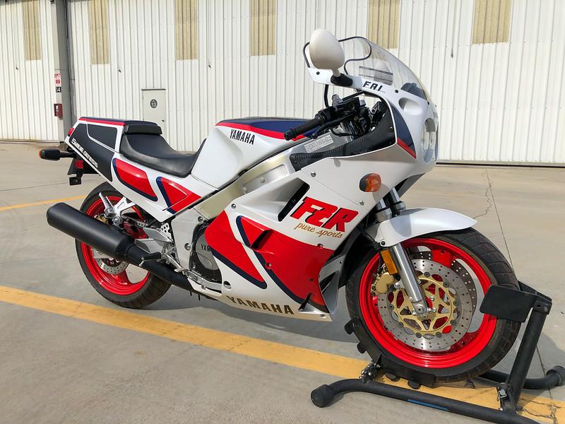 Yamaha FZR750RT -  (17)