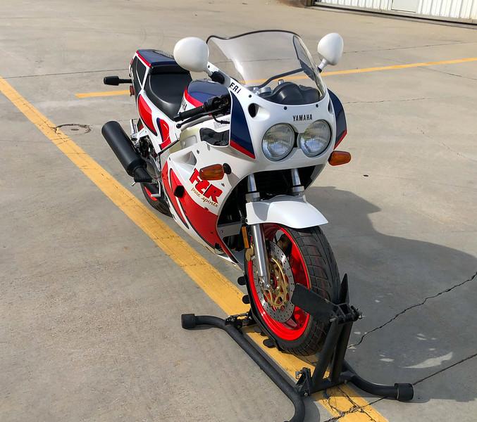 Yamaha FZR750RT -  (14)