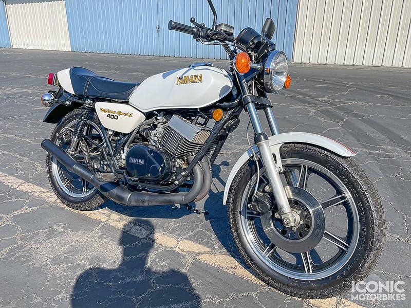 Yamaha RD400F Daytona Special -  (101)