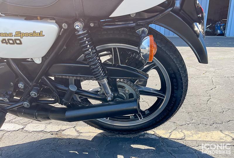 Yamaha RD400F Daytona Special -  (112)