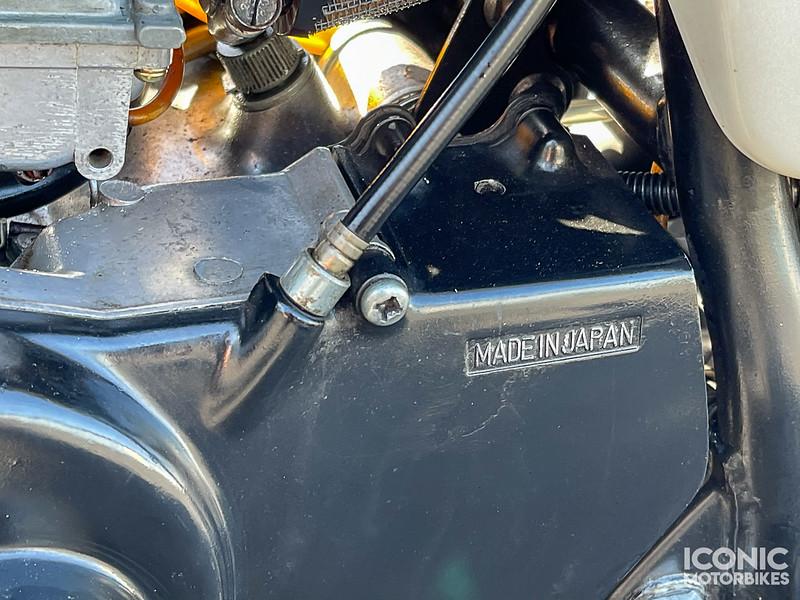 Yamaha RD400F Daytona Special -  (103)