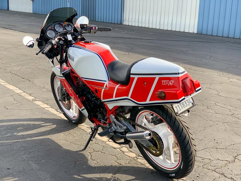 Yamaha RZ350 -  (13)