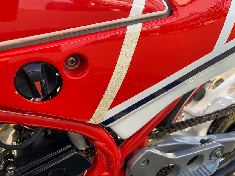 Yamaha RZ350 -  (20)