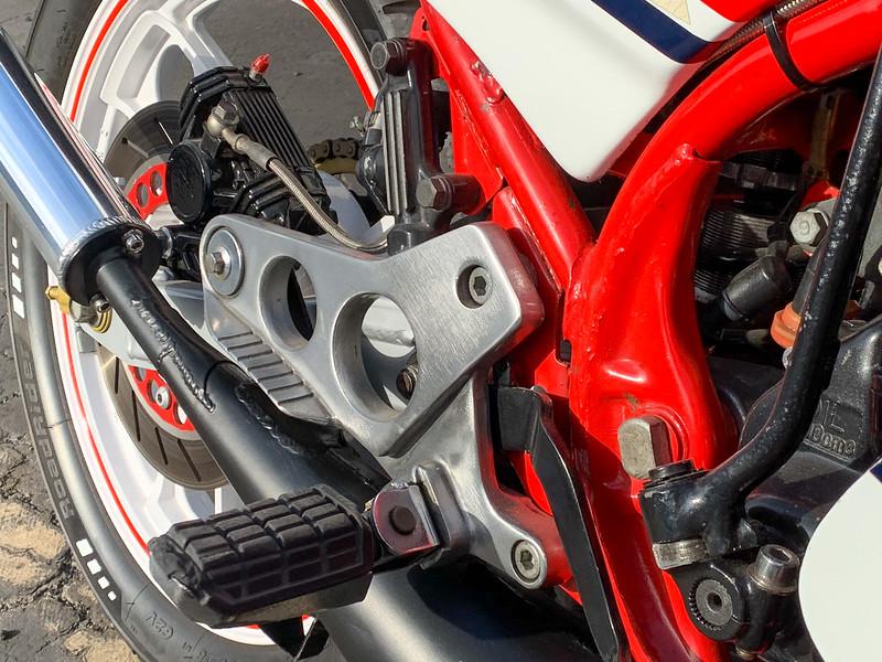 Yamaha RZ350 -  (12)