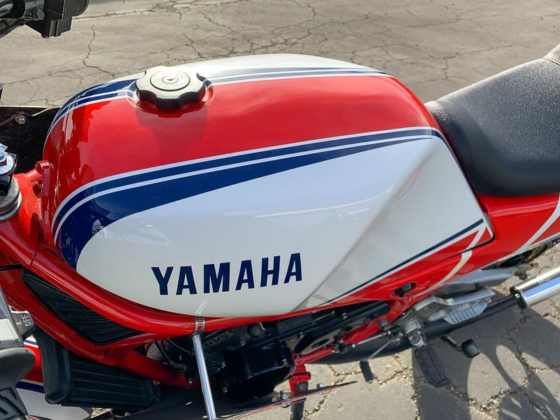 Yamaha RZ350 -  (14)