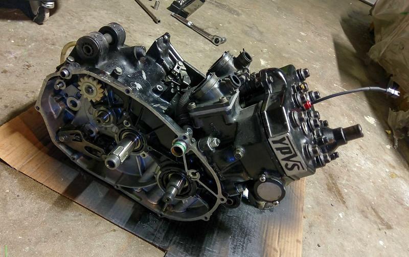 Yamaha RZ350RR Extras -  (45)