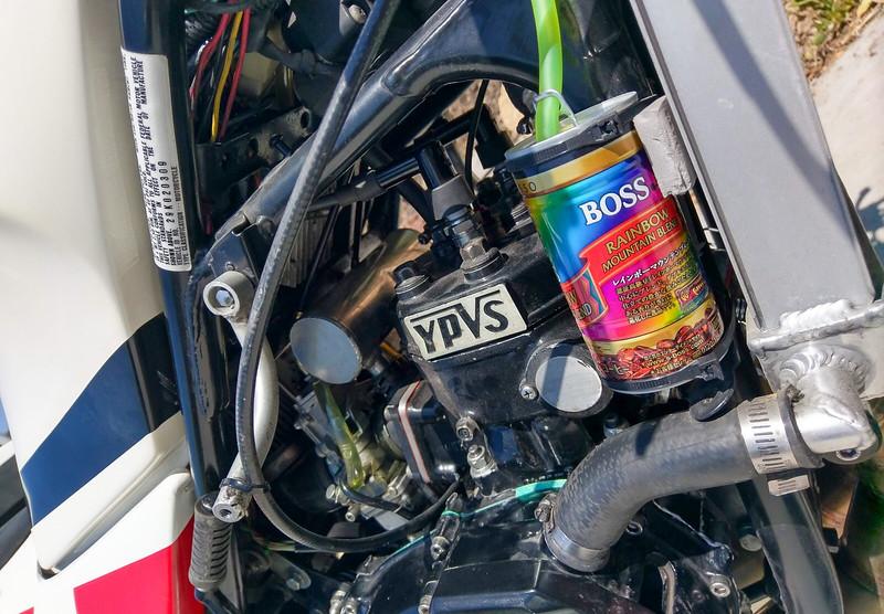 Yamaha RZ350RR Extras -  (40)