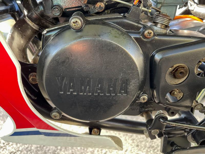 Yamaha RZ50 -  (12)