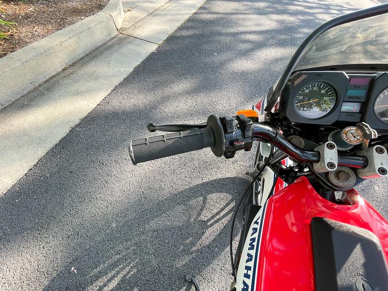 Yamaha RZ50 -  (103)