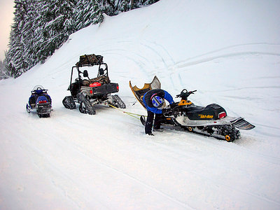 Rescue the Ski-doo 12/13 -01-07