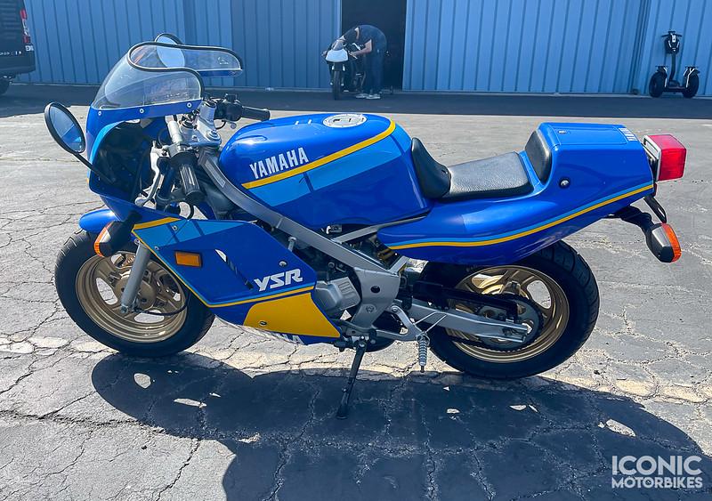 Yamaha YSR50 Extras -  (107)