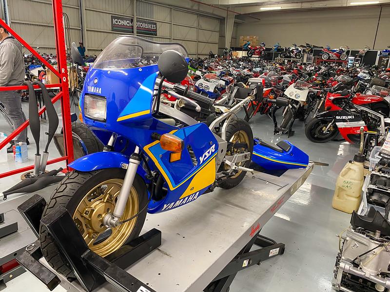 Yamaha YSR50 -  (2)