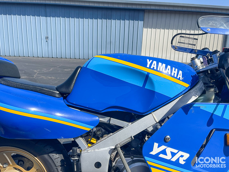 Yamaha YSR50 Extras -  (120)