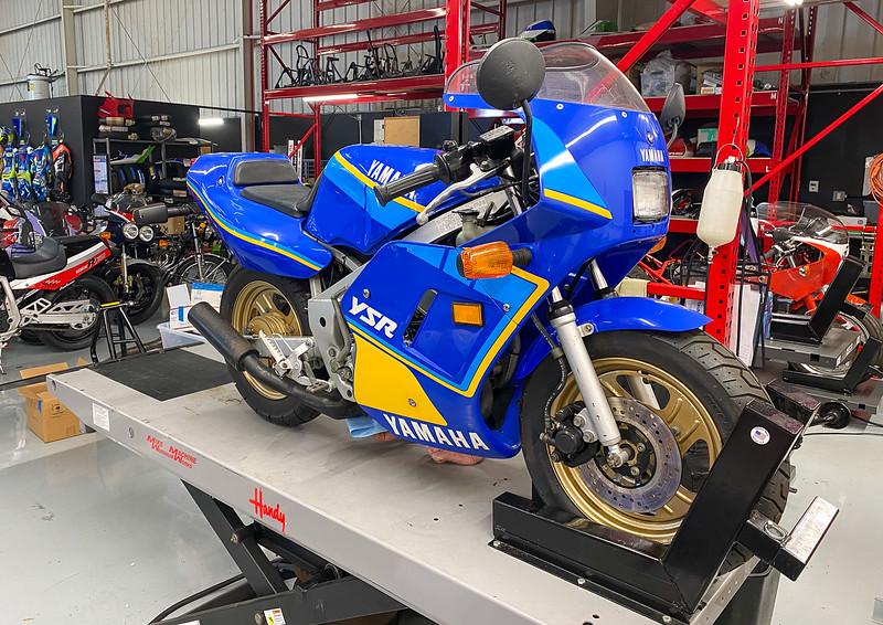 Yamaha YSR50 -  (11)